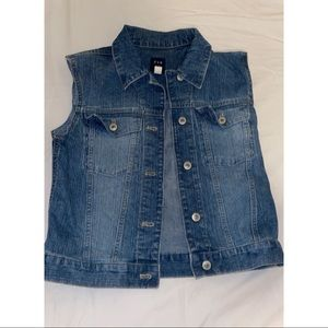 Vest from Gap!